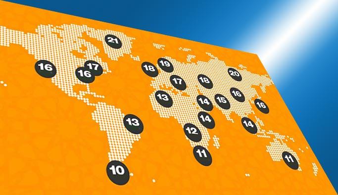 Hangi ülke kaç saat oruç tutacak?