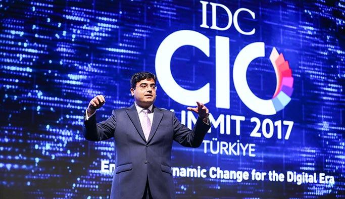 IDC Türkiye CIO Zirvesi Antalya'da yapıldı