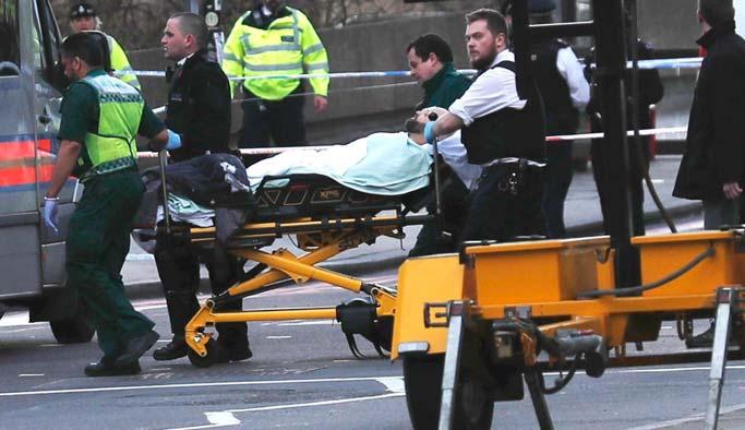 İngiltere'deki terör saldırısını DEAŞ üstlendi