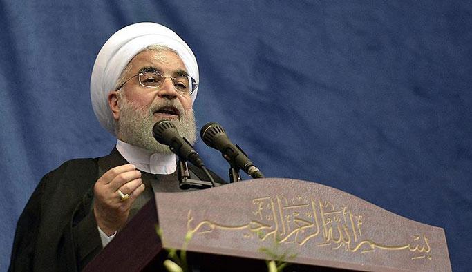İran Ruhani ile 'devam' dedi