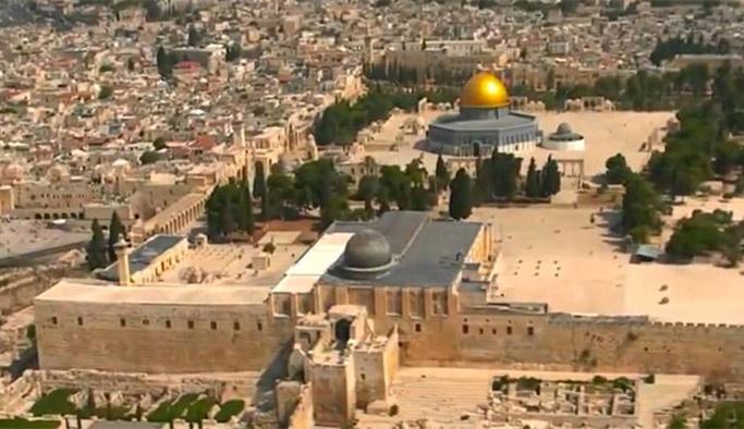 İsrail Mescid-i Aksa'yı Ramazan'da Müslümanlara yasakladı
