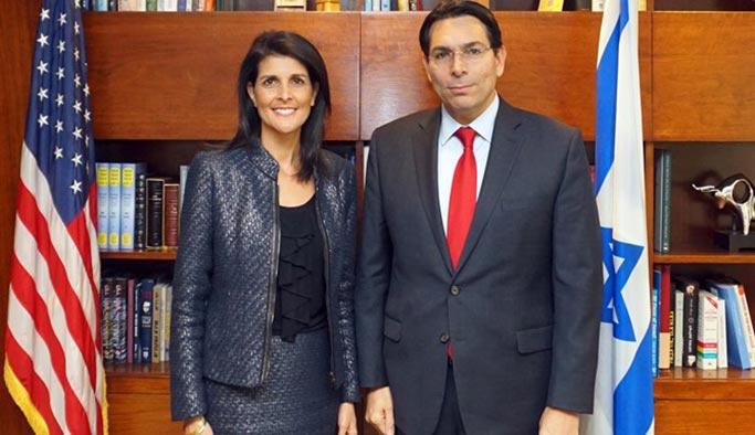 İsrail sempatizanı ABD elçisinden Kudüs çıkışı