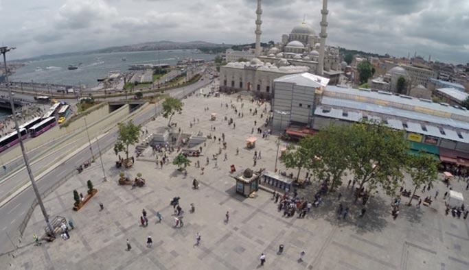 İstanbul'a 30 yeni meydan yapılıyor