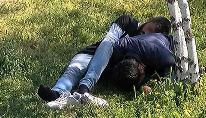 İstanbul'un göbeğinde içler acısı manzara