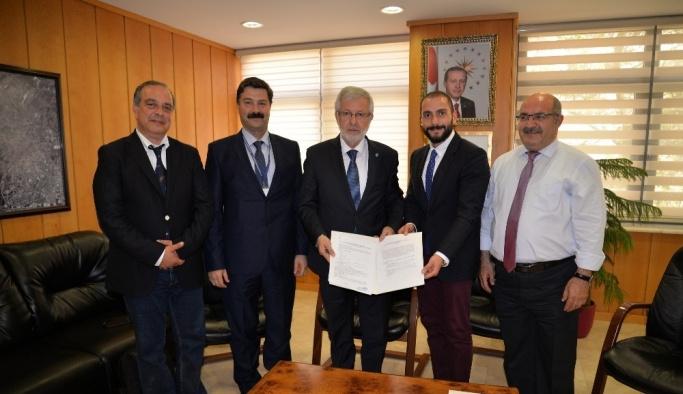 Kanser düşmanı cihaz Avrupa'da ilk kez Uludağ Üniversitesi'nde