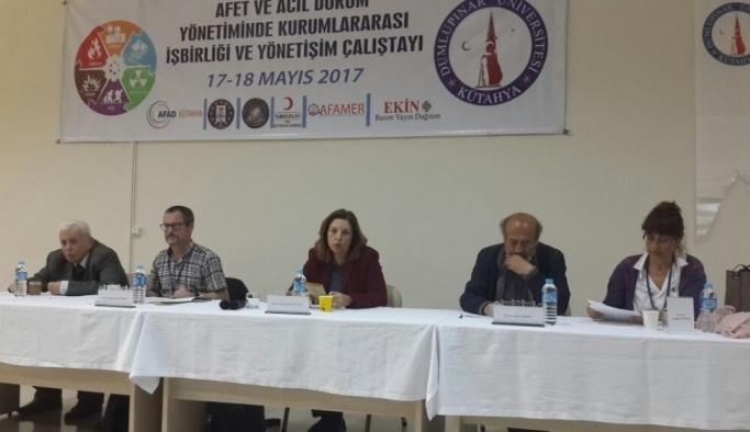 Kütahya'da 'işbirliği ve yönetişim' çalıştayı