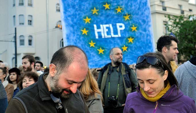 Macaristan'da Avrupa Birliği eylemi