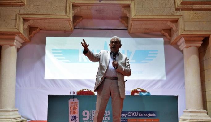 Mehmet Bulut, gıdanın kadere etkisini anlattı
