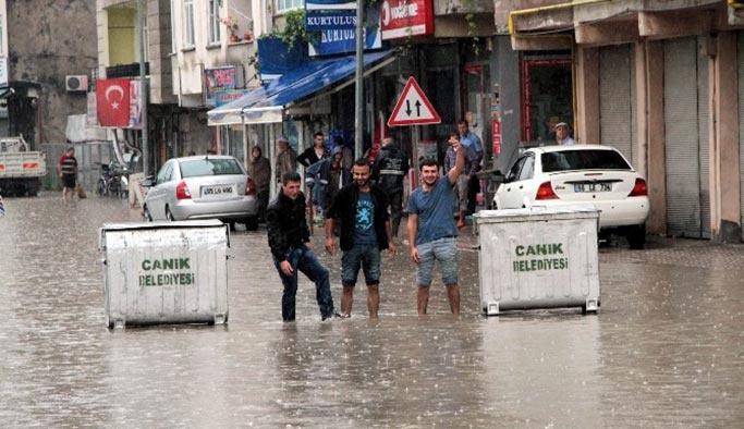 Meteorolojiden Karadeniz'e uyarı