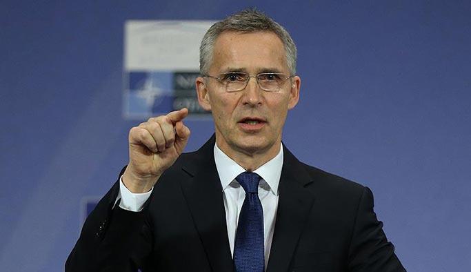 NATO DAEŞ bahanesiyle Suriye ve Irak'a giriyor