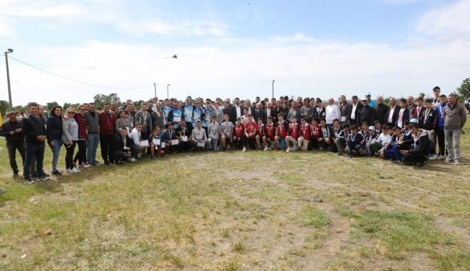 Nilüfer 16. Uluslararası Spor Şenlikleri'ne coşku dolu final