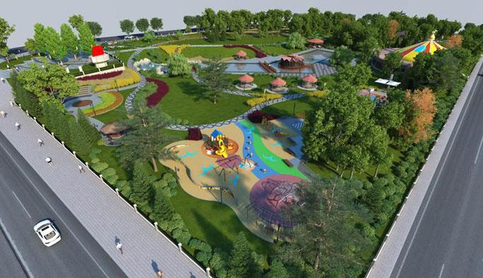 Okul bahçeleri ile yeşil alanlara yeni standart
