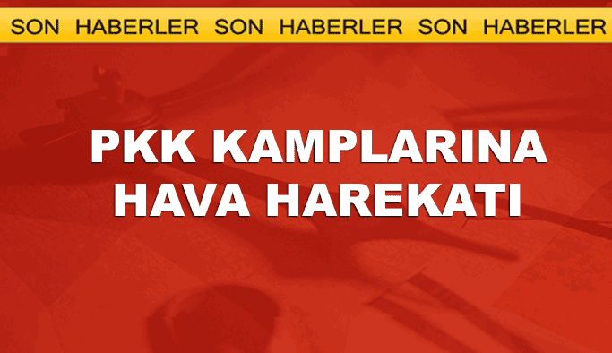 PKK kamplarına hava harekatı, 13 ölü