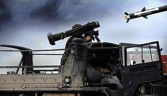 Terör örgütü YPG ABD'nin silahlarını yetersiz buldu