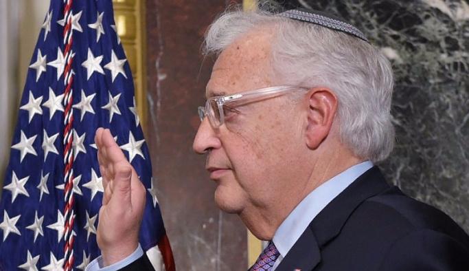 Trump'ın fitnecisi Nekbe gününde İsrail'de