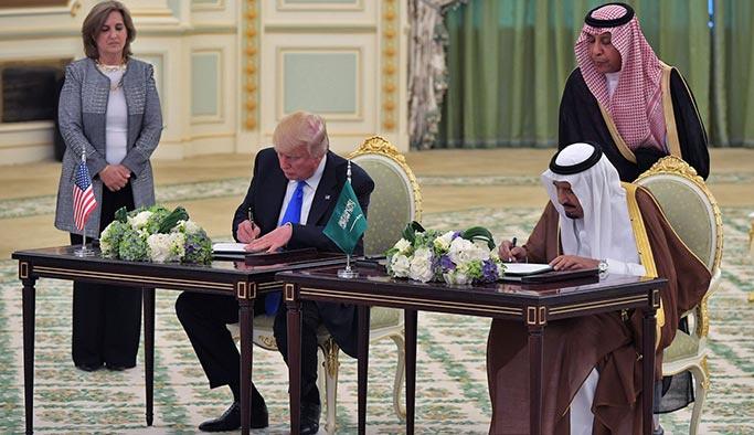 Trump ile Kral Selman arasında İran mutabakatı