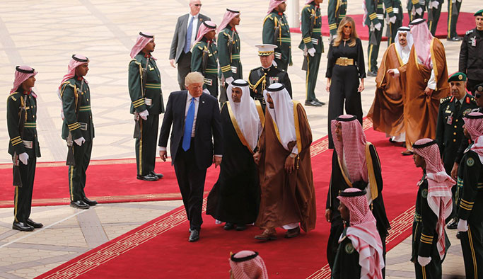 Trump'ın Riyad ziyaretinde masada neler var?