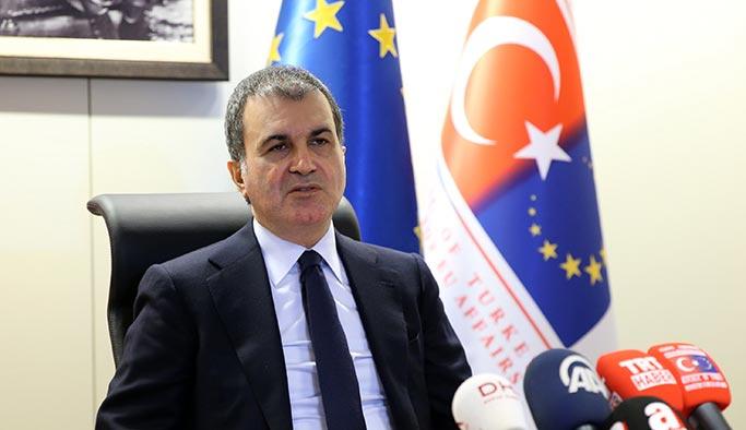 Türkiye'den AB'ye yeni fasıl çağrısı