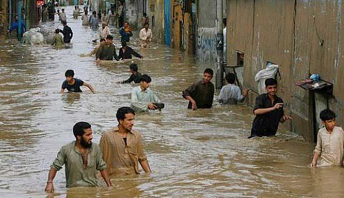 Türkiye'den kardeş ülke Pakistan'a yardım