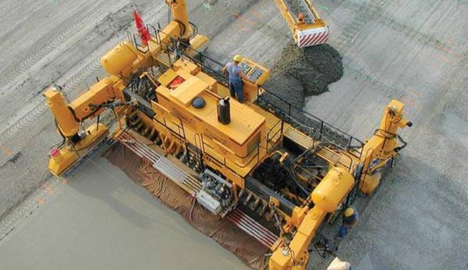 Türkiye yavaş yavaş beton yollara geçiyor