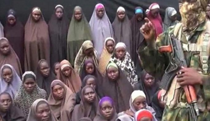 Üç yıl önce kaçırılan 82 kız serbest bırakıldı