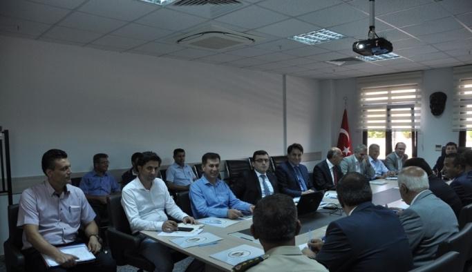 2017 Yılı KÖYDES Toplantısı gerçekleştirildi