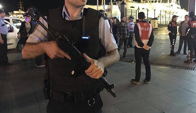 İstanbul Sarıyer'de uyuşturucu operasyonu