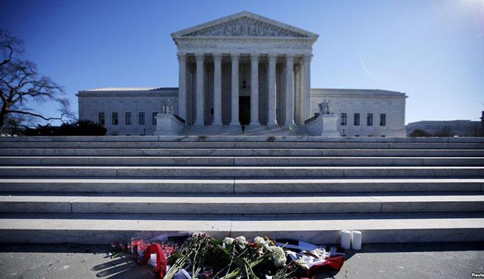 ABD Anayasa Mahkemesi de İslam ülkelerine yasağı savundu