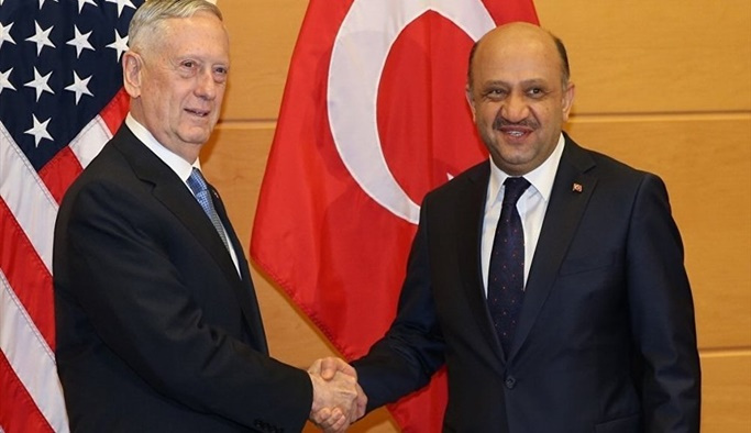 ABD ile Türkiye arasında kritik görüşme başladı