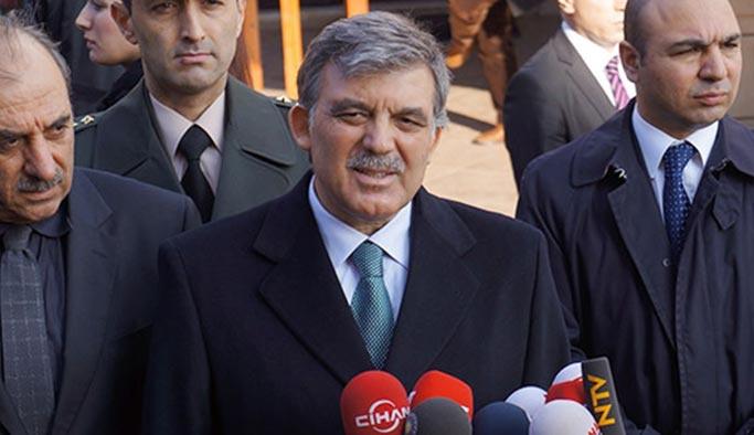 Abdullah Gül Rus basınına konuştu