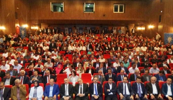 AK Parti'den bayramlaşma
