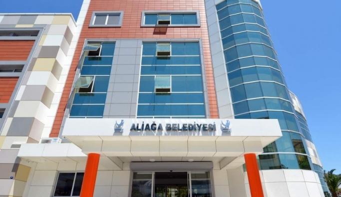 Aliağa Belediyesi'nden elektronik bilgi bankası sistemi