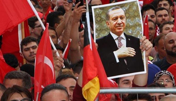Alman Dışişleri: Erdoğan'ın miting yapması uygun olmaz