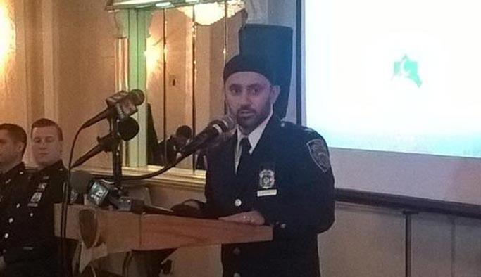 Amerikalı Müslüman polisler iftarda buluştu