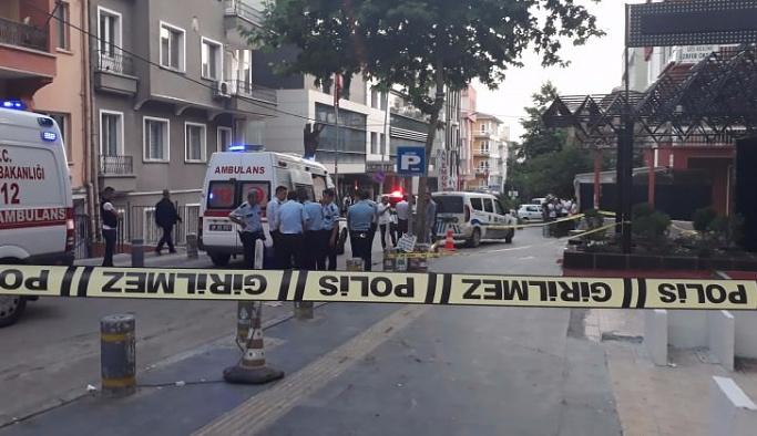 Ankara'da silahlı saldırı: 5 yaralı