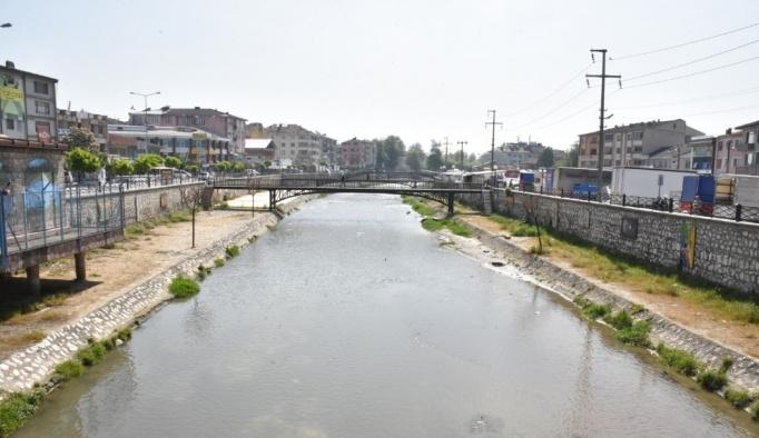 Asarsuyu deresi için mega proje hazırlandı