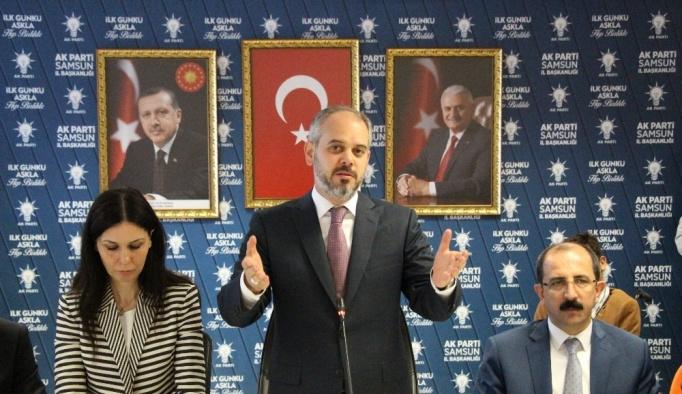 """Bakan Kılıç: """"Bu organizasyonu Türkiye'nin elinden almak için çok uğraştılar"""""""