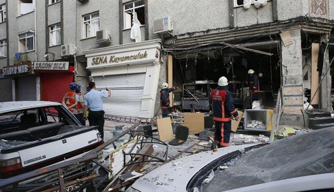 Bakırköy'deki patlama doğalgazla ilgili değil