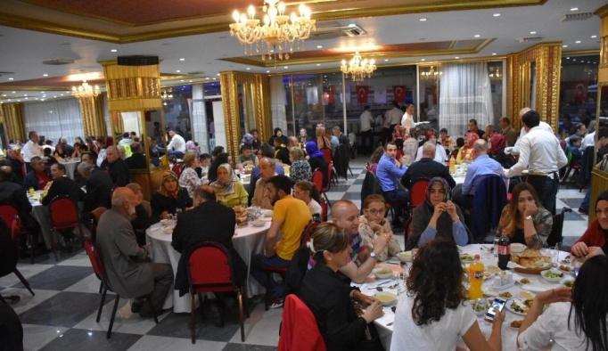 Başkan Mehmet Keleş belediye personeli ile iftarını açtı
