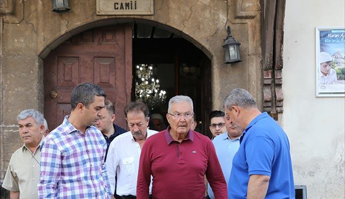 Baykal'dan Erdoğan ve hükümete dua