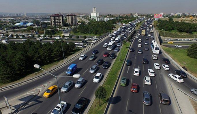 Bayram tatilinde 15 milyon kişi yollarda olacak