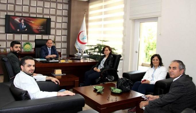 Bünyan'a Yapılacak Olan 75 Yataklı Hastanenin Proje Çalışmaları Başladı