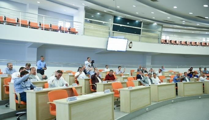 Büyükşehir Belediye Meclisi Haziran ayı toplantısını tamamladı