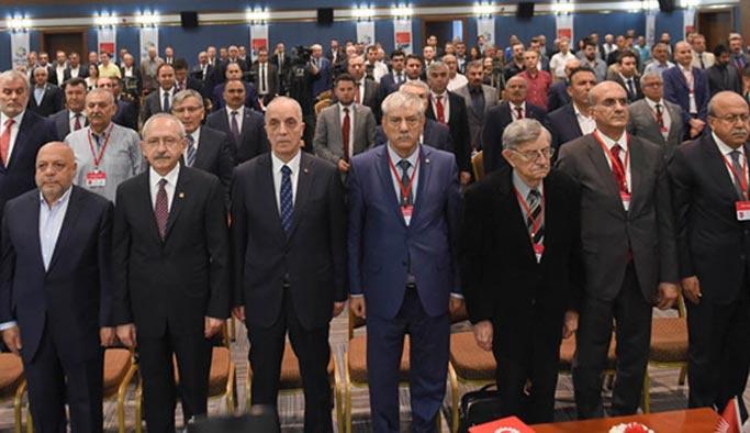 CHP'den 'Kıdem Tazminatı Çalıştayı'