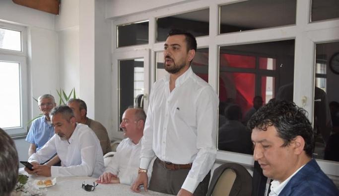 CHP Fatsa İlçe Teşkilatı bayramlaştı