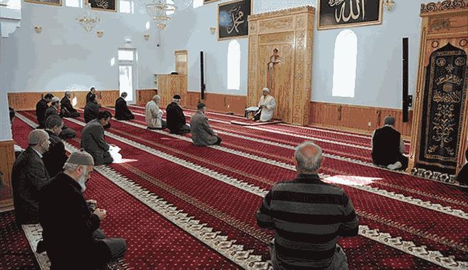 Danimarka cami yardımlarına sınırlama getiriyor
