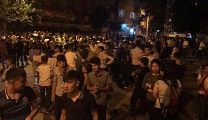 Diyarbakır'da halkı sokağa döken 'taciz iddiası' dedikodu çıktı