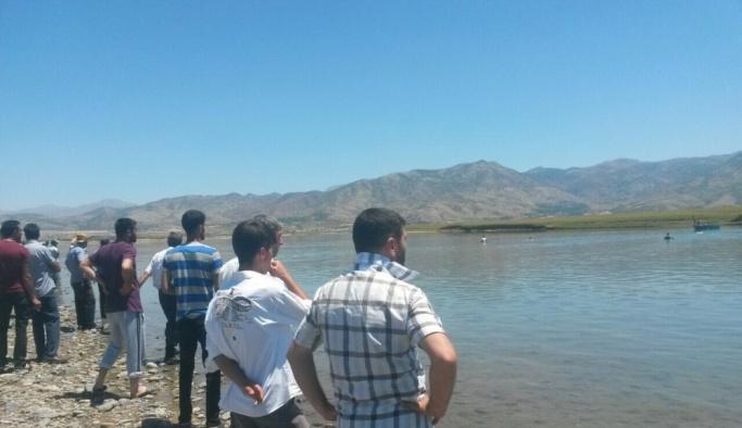 Elazığ'da baraja giren genç boğuldu