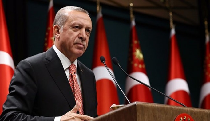 Erdoğan ABD'ye seslendi: Terörist başını bize verin