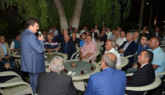 Erzincan, eğitim, tarım ve tarım sanayinde öncü olacak